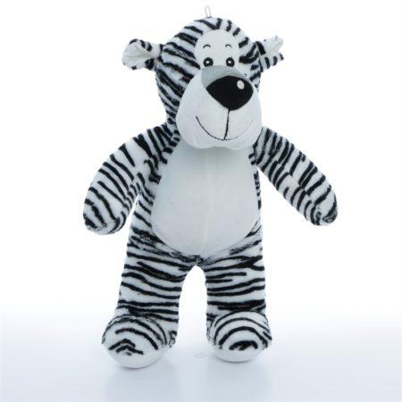 Тигр белый 45 см