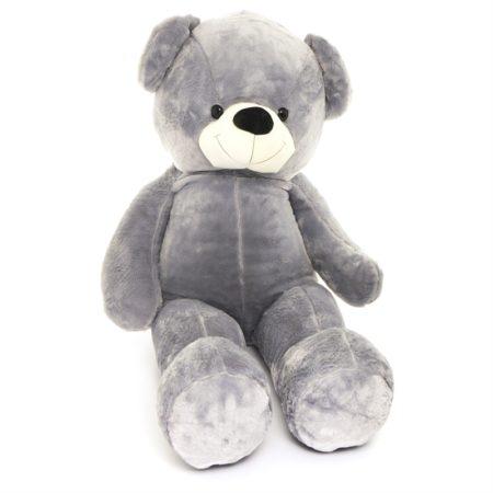 Большой медведь Серый 166 см