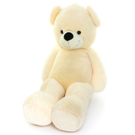 Большой медведь Персик 166 см