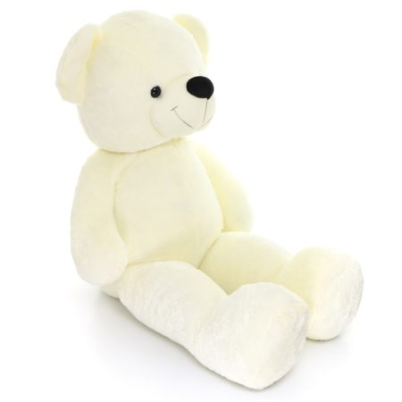 Большой медведь Белый 166 см