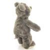 Мишка Кузя серый 40 см