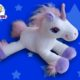 Единорог белый 30 см