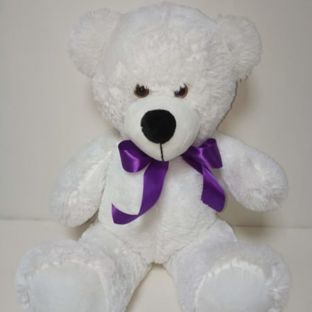 """Медведь """"Мишутка"""" белый 60 см"""