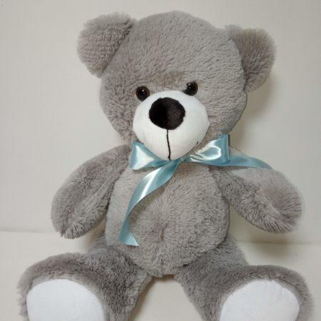 """Медведь """"Мишутка"""" серый 60 см"""